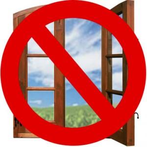 No Window