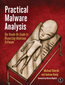 Practical Malware Analysis book
